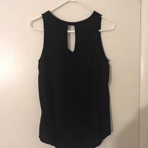Like new old navy blouse tank top